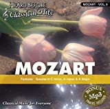 Mozart [vol. 3]: Fantasia, Sonata in C-minor, A minor, and A Major