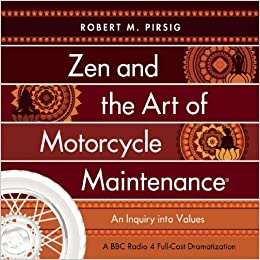 Zen And The Art Of Motorcycle Maintenance Amazon