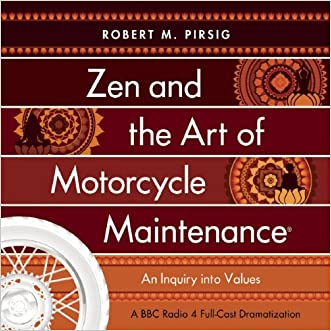 Zen And The Art Of Motorcycle Maintenance® written by Peter Flannery