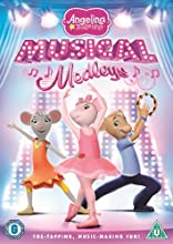 Angelina Ballerina Musical Medleys