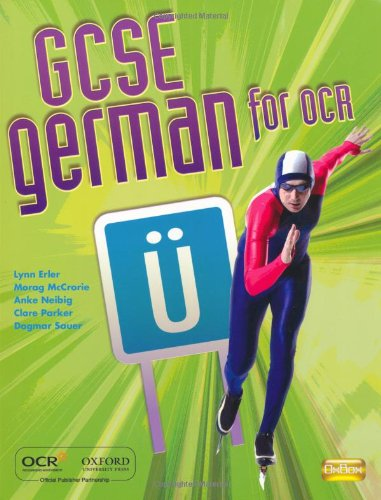 GCSE German for OCR Students' Book
