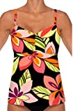 51XmKutImfL. SL160  Sunsets 58 MISE Underwire Tankini