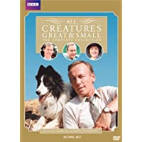 All Creatures Great & Small on DVD