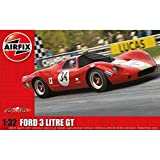 Airfix 1:32 Scale 3 Litre Ford GT Starter Set Model Kit by Hornby Hobbies Ltd
