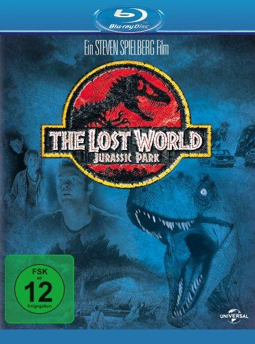 Jurassic Park 2 - Vergessene Welt [Blu-ray]