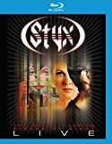 Styx: The Grand Illusion / Pieces of Eight Live [Blu-ray]
