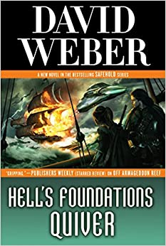 David weber foundation series books in order