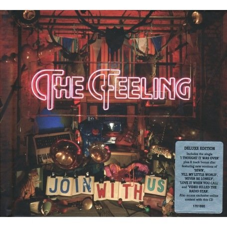The Feeling - Join With Us (Special Edition) - Zortam Music