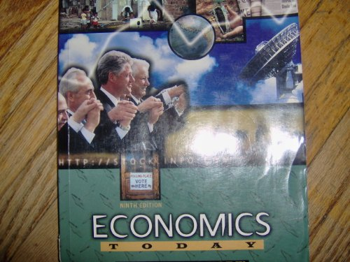 Economics Today: The Macro View (The Addison-Wesley Series in Economics)