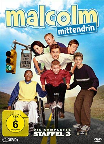 Malcolm mittendrin - Die komplette Staffel 3 [3 DVDs]