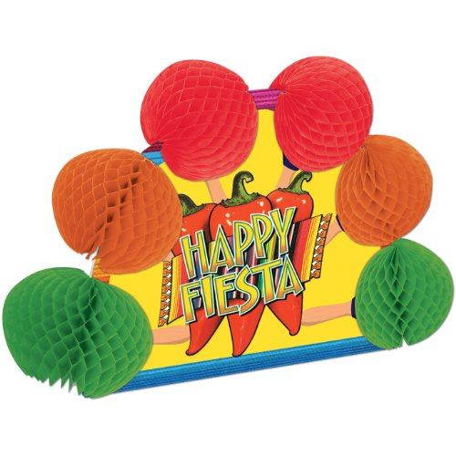 Fiesta Pop-Over Centerpiece Party Accessory (1 count) (1/Pkg)