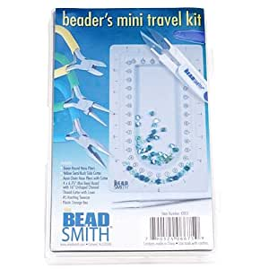 Beader's Mini Travel Kit, - KIT01