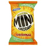 McVitie's Mini Cheddars Original 50g - Pack of 12
