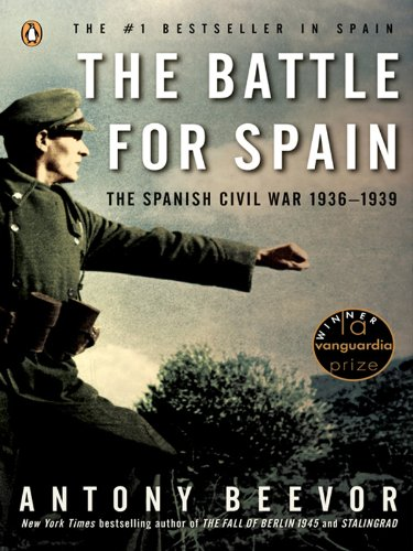Antony Beevor - The Battle for Spain