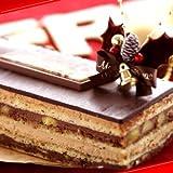 人気クリスマスケーキ チョコレートケーキ 黄金のオペラ