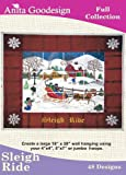 51XmTdQeCOL. SL160  Anita Goodesign Sleigh Ride Embroidery Designs