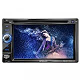 XOMAX-XM-2DTSBN6220BT-Autoradio-Moniceiver-Naviceiver-mit-GPS-Navigation-Navi-Software-inkl-Europa-Karten-48-Lnder-Bluetooth-Freisprechfunktion-Musikwiedergabe-62-16-cm-Touchscreen-Display-in-169-HD-A