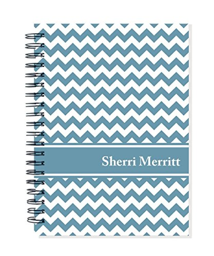 2016 2017 24 month personalized monthly planner calendar notebook, start any month, choose color