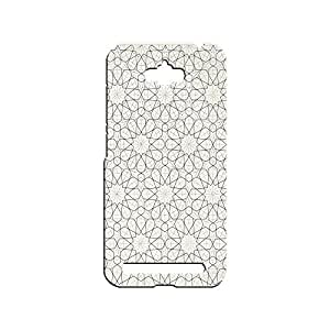 ROCKY Designer Printed Back Case / Back Cover for Asus Zenfone Max (Multicolour)