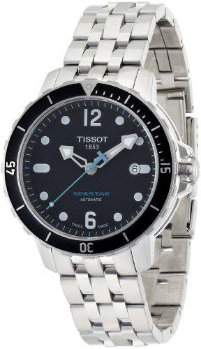 Tissot Men's Seastar 1000 Automatic Watch T0664071105700