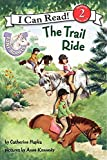 Pony Scouts: The Trail Ride (I Can Read Level 2)