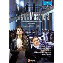 Verdi: Un Ballon In Maschera
