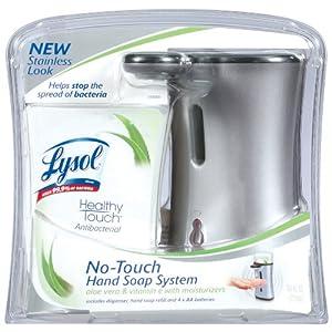 Lysol Healthy 芦荟健康洗手液套装8.50盎司