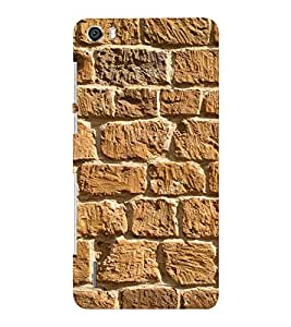EPICCASE Beach brick wall Mobile Back Case Cover For Huawei Honor 6 Plus (Designer Case)