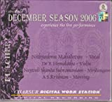 Kutcheri - Nithyashree Mahadevan - Vocal (Dr. R Hemalatha-Violin, Neyveli Skanda Subramaniam-Mridangam; AS Krishnan-Morsing) - Unedited Live Recording Of A Concert Held In Narada Gana Sabha On 17 December 2006 - Experience The Live Performance (3-CD Pack)