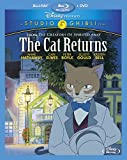 The Cat Returns (2-Disc Blu-ray + DVD Combo Pack)