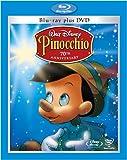 ピノキオ プラチナ・エディション ブルーレイ・プラス・DVD セット (期間限定) [Blu-ray]