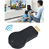 """Berry *Offer* Buy And Get One Five Layer Hanging Shoe Rack Free Worth Rs 799 Anycast TV Stick Miracast Wifi Dongle DLNA Airplay HDMI 1080P Dongle Receiver Hd Video Decoder Display Support Android IOS """"Free Selfie Flash(Random Color May Be Shipped)&qu"""