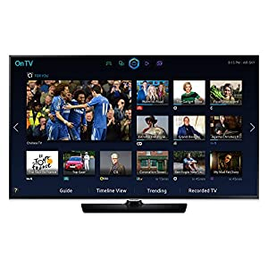 Samsung UE32H5500 32-inch Widescreen Full HD Smart LED TV with Built In Wi-Fi and Freeview HD (discontinued by manufacturer)
