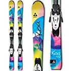 2015 Fischer KOA 140cm Jr skis with FJ7 AC Rail bindings