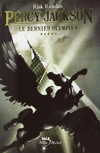 Percy Jackson (5) : Le dernier Olympien