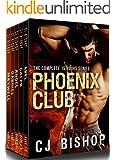 PHOENIX CLUB: The Complete 15 Books Series