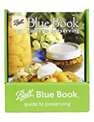 ® Blue Book Guide to Preserving (by Jarden Home Brands) by Ball