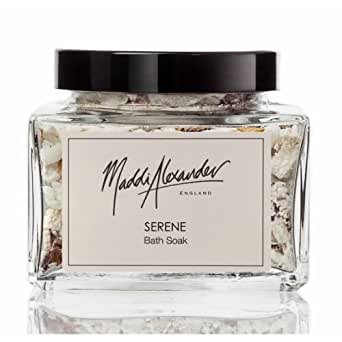 Maddi Alexander Bath Soak, Serene 200 g