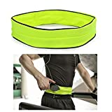 Running Belt With No Bounce Android / IPhone Pocket By FirstOneOut. Lightweight Exercise Bands For Storing Your...