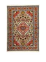 QURAMA Alfombra Persian Ardebil Marrón/Multicolor 152 x 104 cm