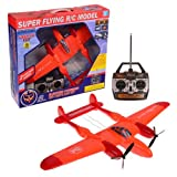 AMG Twin Propeller RTF Remote Control R C Stunt Airplane - 2CH Ready to Fly RC Air Plane... by AMG