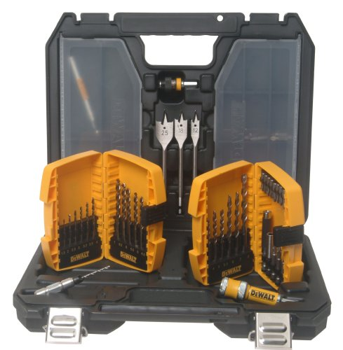 DeWalt 90 Piece Worksite Powertool Accessory Set