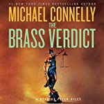 The Brass Verdict: A Novel (       ABRIDGED) by Michael Connelly Narrated by Peter Giles
