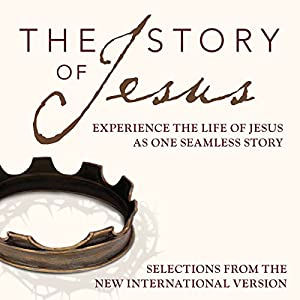 The Story of Jesus, NIV Audiobook