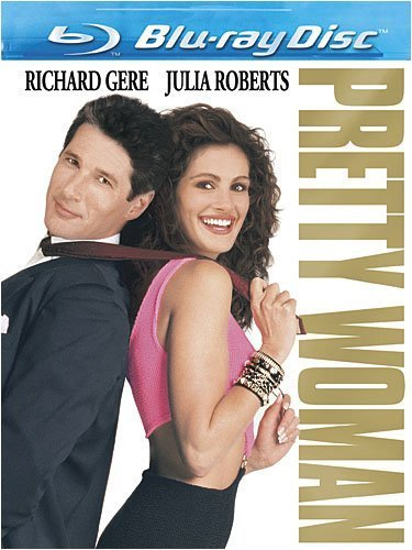 Cover art for  Pretty Woman [Blu-ray]
