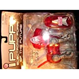 IPuppy Electronic Puppy Of The Future- Walks & Barks Red I Puppy Dog