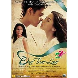 One True Love - Philippines Filipino Tagalog DVD Movie