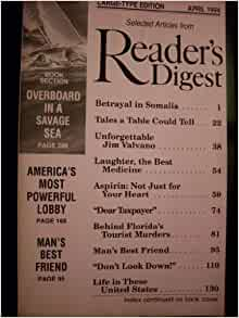 readers digest how to write articles