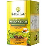 Milky Cloud Tea - Herbal Lactation Tea for Breast Feeding WOMEN - Mothers Milk Tea - Nursing Tea - 20 COUNT TEA BAGS (2 Pack)