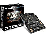 ASRock Intel Z170チップセット搭載 ATXマザーボード Z170 Extreme6